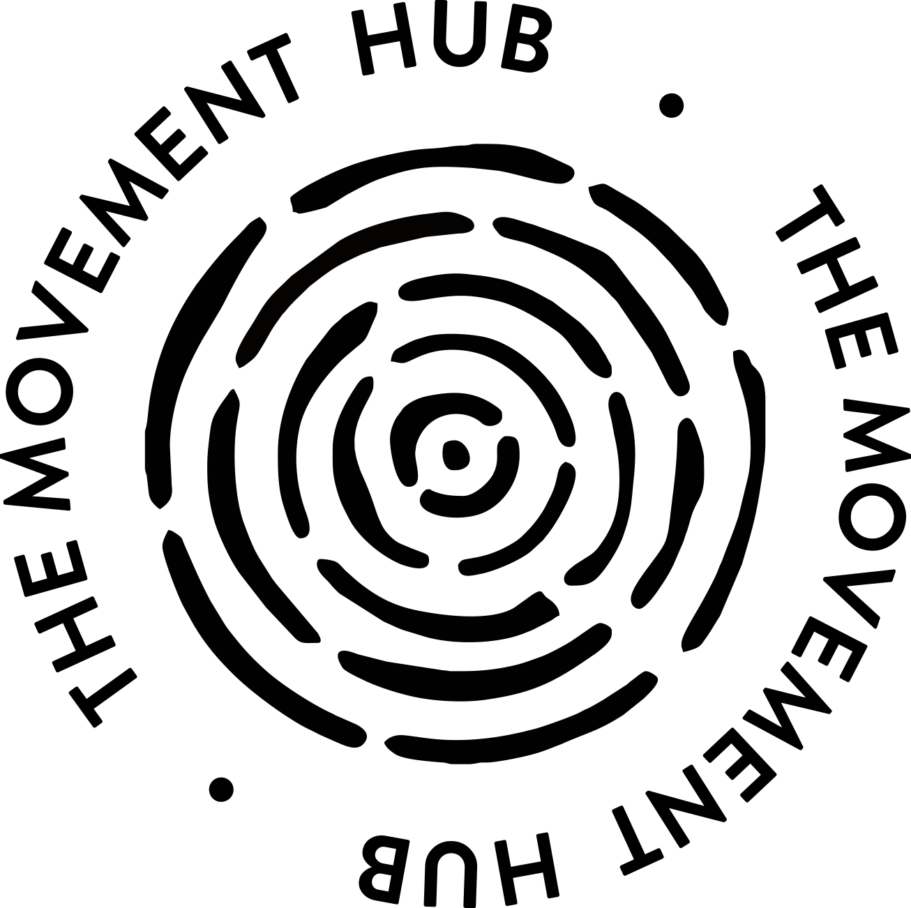 The Movement Hub Logo